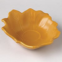 Pfaltzgraff Plymouth Accent Leaf Tea Light Candle Holder in Cider