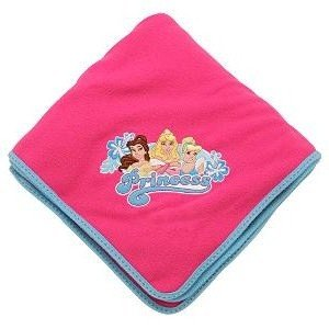Princess Fleece Throw Blanket from Disney