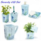 Serenity Gift Set-Ceramic Bathroom Accessories