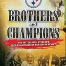 Brothers & Champions, The Pittsburgh Steelers 2008 Championship DVD
