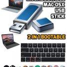 2-in-1 Bootable USB Mac OS X 10.9 & 10.10 Mavericks Yosemite ReInstall Recover Upgrade