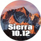 macOS Mac OS X 10.12 Sierra Bootable DVD Full Install Upgrade Restore