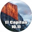 macOS Mac OS X 10.11 El Capitan Bootable DVD Full Install Upgrade Restore