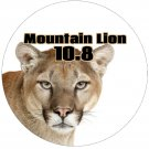macOS Mac OS X 10.8 Mountain Lion Bootable DVD Full Install Upgrade Restore