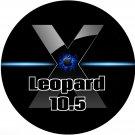 macOS Mac OS X 10.5 Leopard Bootable DVD Full Install Upgrade Restore