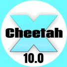 Vintage Mac OSX Cheetah 10.0.3 Full Installer Disc Recovery Upgrade Full Installer