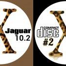 Vintage Mac OSX Jaguar 10.2 Full Installer Disc Recovery Upgrade Full Installer