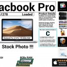 "Apple Macbook Pro A1278 13.3"" MD101LL/A i5 2.5GHz 8GB RAM 1000GB HDD Grade C"