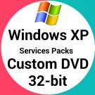 Windows XP Service Packs 2 and Sp3