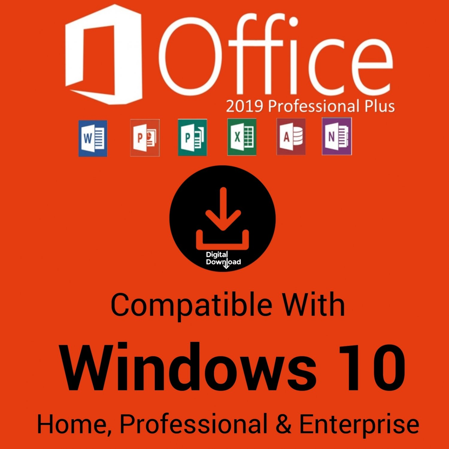 Office 2019 Reinstall 32 & 64-Bit Download Link & Media ...