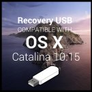 Reinstall Stick Compatible with MacOS 10.15 Catalina Upgrade Restore