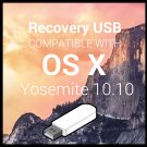 Reinstall Stick Compatible with MacOS 10.10 Yosemite Upgrade Restore