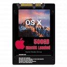 macOS Mac OS X 10.12 Sierra Preloaded on 500GB Solid State Drive