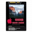 macOS Mac OS X 10.11 El Capitan Preloaded on 1000GB Solid State Drive