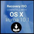 macOS Mac OS X Puma 10.1 Digital download Upgrade Restore