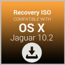 macOS Mac OS X Jaguar 10.2 Digital download Upgrade Restore