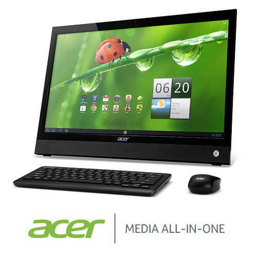 Acer DA220HQL Android Touch 21.5 in All-In-One