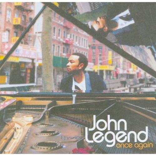 JOHN LEGEND Once Again