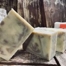 Lavender and Patchouli Essential Oil Soap, Shea Butter Soap, organic handmade soap, homemade soap