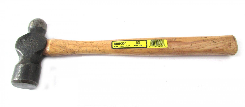 BARCO Ball Pein Hammer 40 oz 2540