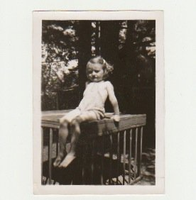 Young Girl - Vintage Photograph - Your Friend from the 40s