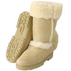 NIB UGG Australia Sundance II Boots In Sand Size 6