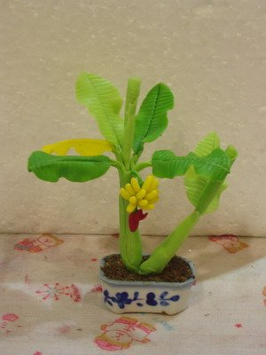 clay flower  CL0016
