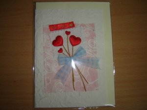 Mulberry paper card8