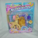 EURO EXCLUSIVE 1999 LADY SKY SKIMMER + DRAW BRIDGE My Little Pony MLP G2  MOC