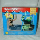 1995 Fisher Price PIRATE ISLAND + GHOST RAIDERS Great Adventures MISB nrfb