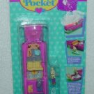 1995 Polly Pocket POOL PARTY ON THE GO Pollyville Playset MOC #14535 Out N About