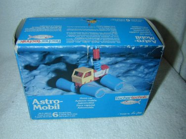 1981 NEW Fischertechnik ASTRO MOBIL MOON CAR Sealed Nr 30455 OLD STORE STOCK