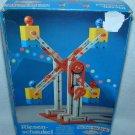 1982 NEW Fischertechnik RIESENSCHAUKEL GIANT FERRIS WHEEL 30453 LAST DENTED BOX