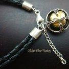 925 Silver Clover Chime Ball Bracelet CH-268-KT