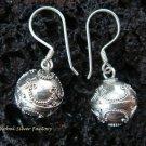 925 Silver Chime Ball Earrings CBE-151-KT