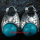 Sterling Silver Turquoise Earrings ER-635-KT
