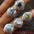 5x Wholesale 925 Silver Bali Poison Keepsake Rings SSB-352-KT