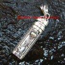 Sterling Silver Bali Keepsake, Cremation Perfume Pendant PP-407-PS