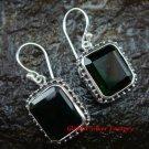 925 Silver Green Quartz Earrings ER-609-KT