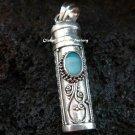 Opal S Design Perfume Pendant PP-340-KT