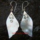 925 Silver Mother of Pearl Earrings ER-621-KT