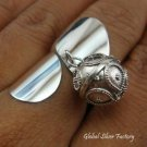 Sterling Silver Chime Ball Ring CH-275-KT
