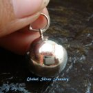 925 Silver 16mm Smooth Chime Ball Pendant CH-326-KT
