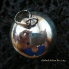 Sterling Silver 20mm Chime Ball Pendant CH-317-KT