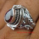 New Design Bali Poison Locket Ring / Gem LR-613-KT
