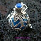 925 Silver Lapis Lazuli Harmony Ball Pendant HB-117-KT