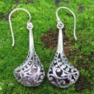 Bali Filigree Dangle Earrings SE-283