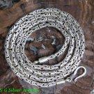 Sterling Silver 55cm Borobudur Chain SCC-187