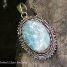 Bali Design Larimar Gemstone Pendant SP-856