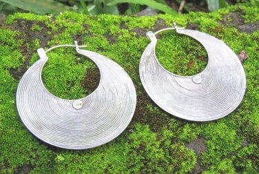 Sterling Silver Women's Earrings SE-280